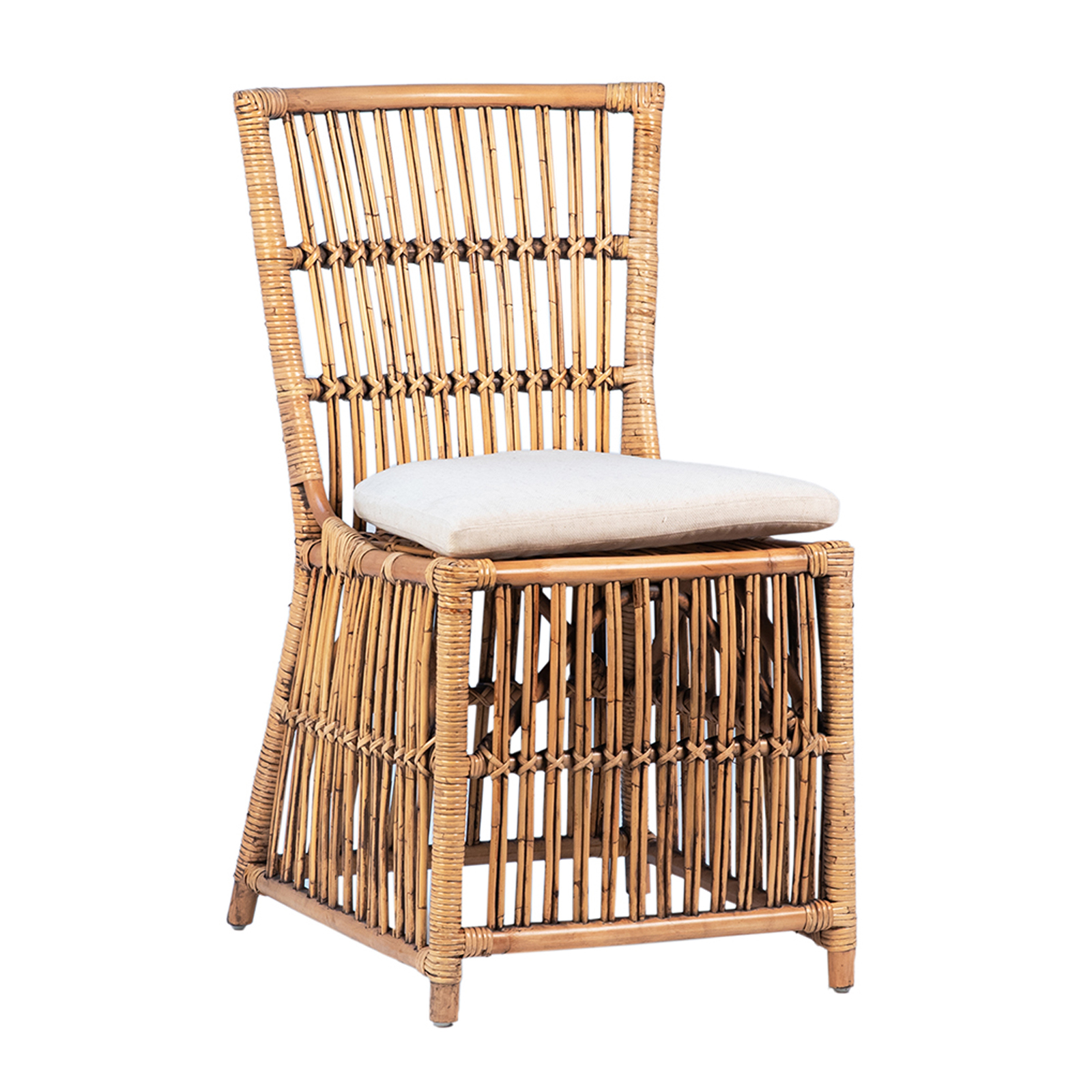 Picture of: Bamboo Rattan Dining Chair Furniture Design Mix Gallery