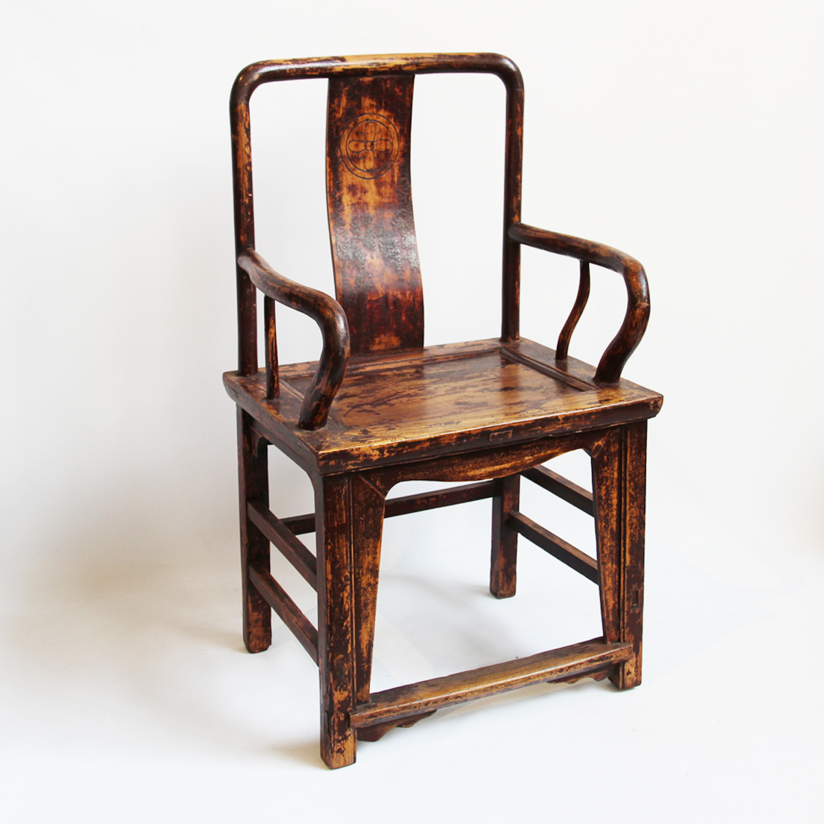 cabinet stain carved wood students chair furniture mix furniture 13052