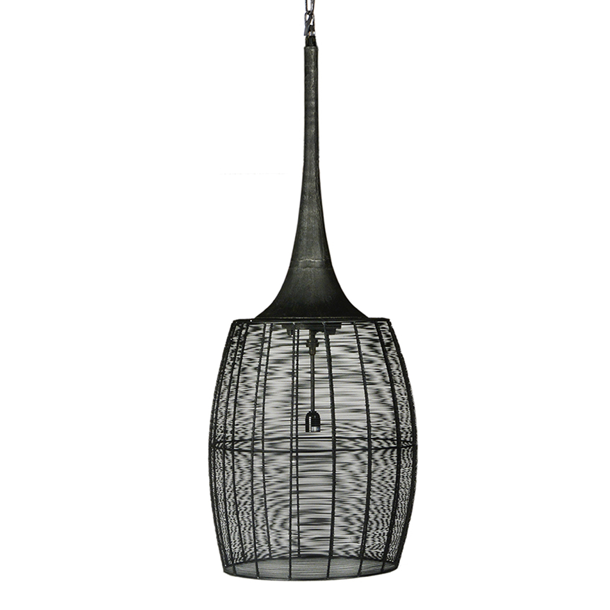 Iron & Wire Pendant Light Furniture | Mix Furniture