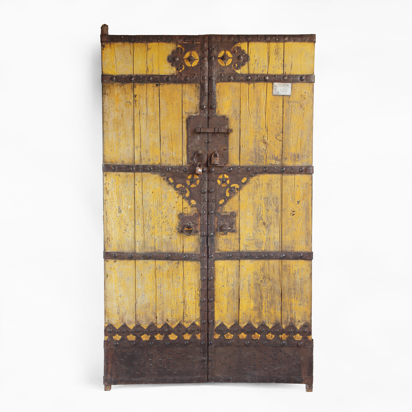 Old Chinese Wood Door Furniture Mix Furniture