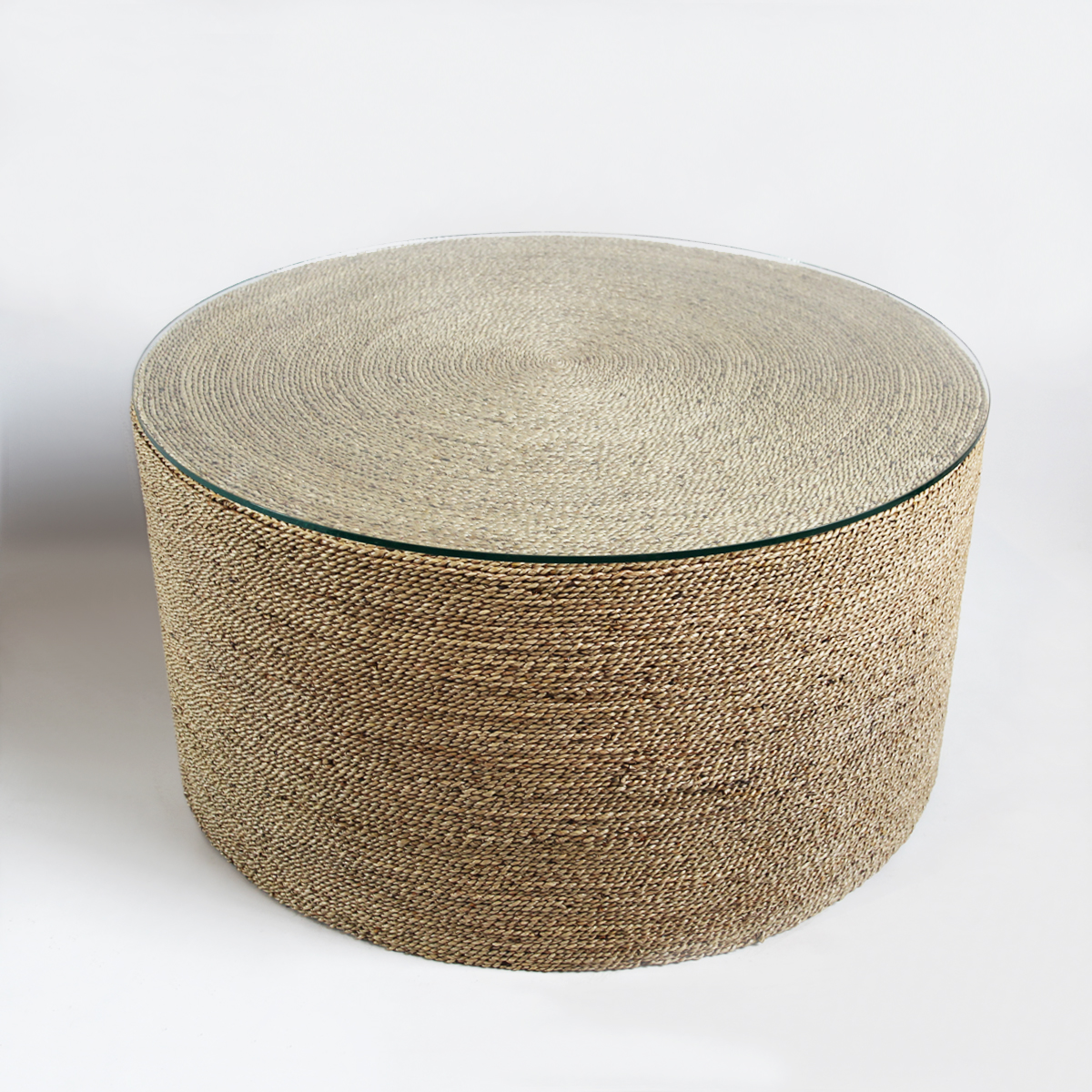 Round Seagrass Rope Table Furniture Mix Furniture